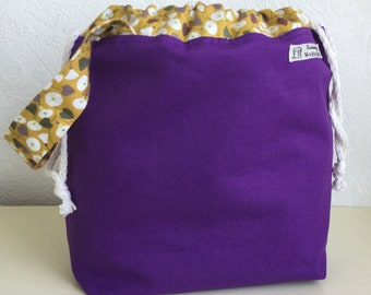 New Style Project Bag - Large size