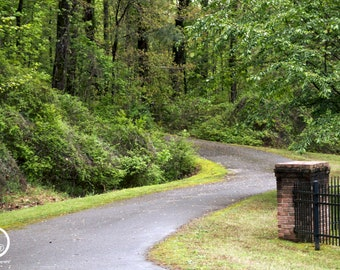 Driveway, Driveway Digital Prints, Digit Prints, Rainy Day, Instant Downloads, Driveway Pictures, Nature Pictures, Outdoor Photos
