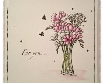 Freesia Vase  - image no 39