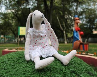 Bunny Tilda, doll Tilda, Bunny handmade, Bunny, Tilda, Тильда Зайка, Тильда заяц на заказ