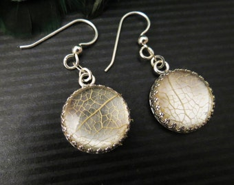 Tomatillo Lace  Sterling Silver  Remnants Collection
