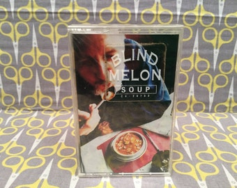 Sealed Soup by Blind Melon Cassette Tape rock