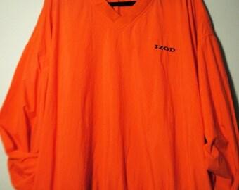 IZOD Sports V Neck Pullover