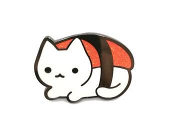 Sushi Cat Enamel Pin