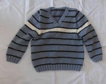 Child (boy, 4t) Wool Sweater