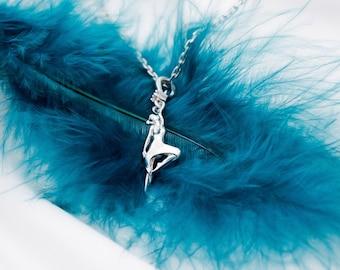 Ballet Pendant-Ballet Gift-Ballerina Gift-Art Pendant-Dancer Pendant-Ballerina Pendant-Dancer Gift