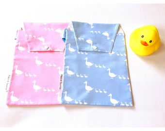 Duck baby nappy diaper wallet