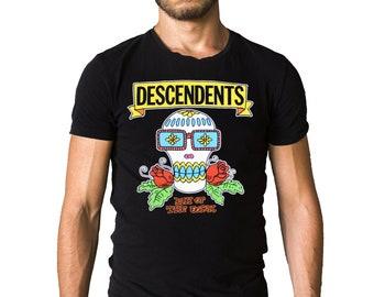 Descendents Day Of The Dork Skull T-Shirt