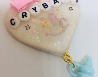 Cry Baby Kawaii Necklace