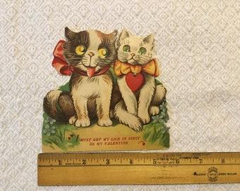 1920-1930's Valentine Card- Mechanical ValentinesGermany