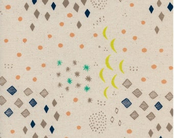 Fabric RJR Sienna Moonlight Natural Unbleached Cotton Fabric By The Yard A4051-002