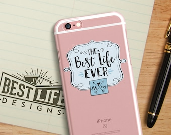 Best Life Ever & jw.org - Full color vinyl decal