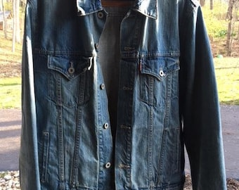 Vintage Levi Strauss Jean Jacket