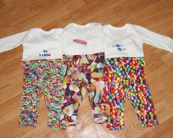 Sweetie, Treaty Baby clothes