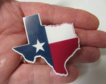 Free Shipping! Texas State Flag Pin-Texas Brooch