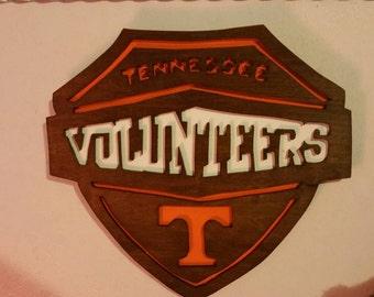Tennessee Volunteers Sheild