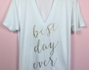 Wedding Shirt. Bride Shirt. Bachelorette Shirt. Bridal T-shirt. Bachelorette Party Shirt. Wedding Shirts. Bride Gift. Bride To Be Gift.