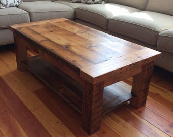 Lincoln Farmhouse Coffee Table