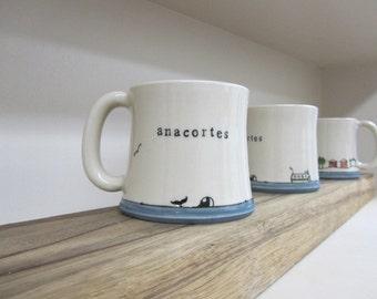 MADE TO ORDER ~ Anacortes Mug
