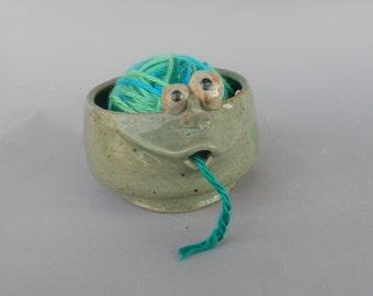 Pucker Yarn Bowl - Eye Bowls
