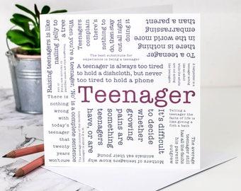 Birthday card teenage boys birthday card teenager card teen birthday card teenager birthday card teenage birthday card teenager teen m4hsunfo