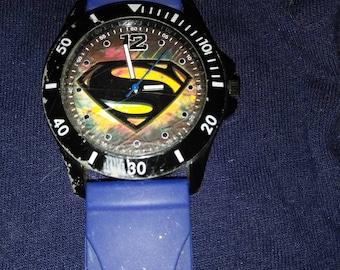 Superman DC Comic Watch