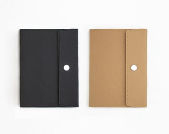 Shop W1011 Small Washable Kraft Paper Notebook Online at Best Price