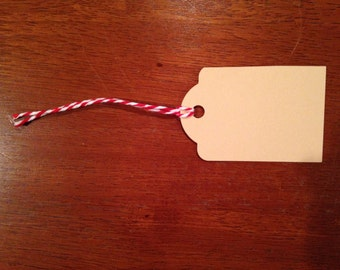 Gift Tags- Set of 8