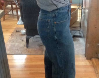 Vintage Levi's High Rise jeans size 26