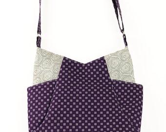 241 Tote // Shoulder Bag // Hobo Bag // Cross Body Bag // Adjustable Strap Purse