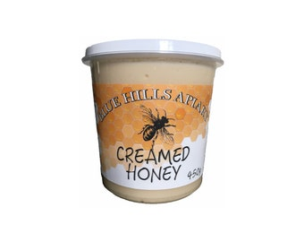 Creamed Australian Honey 4 PACK- (450g x 4)