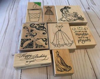 Block stamps