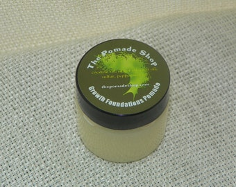 Growth Foundations Peppermint Pomade (Sample Size)