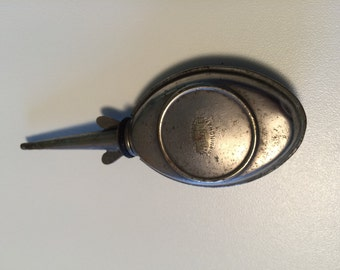 JOSEPH LUCAS BIRMINGHAM Miniature Oval Oiler Bicycle Oil Can 1930s