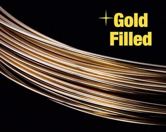 20 Gauge 14k Gold Filled Wire #BGB024