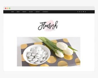 Blogger Template - Premade Blogger Template - Blogger Theme - Blogger Templates - Blogger Design - Premade Blogger Theme - Premade Blogger