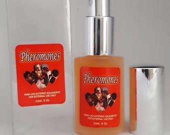 Pheromones Perfume in oil 1oz