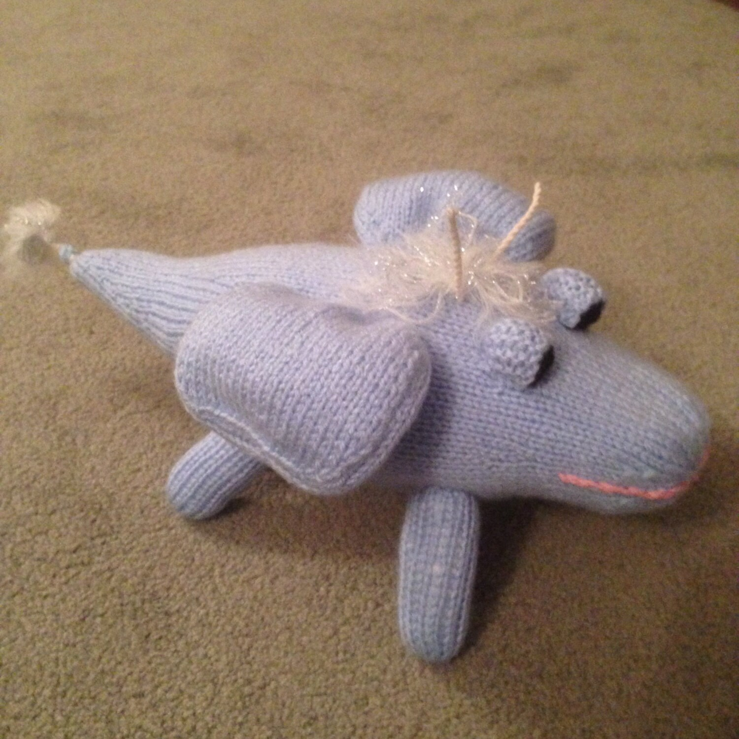 Fantastic The Clangers Knitting Pattern Festooning - Great Sewing ...