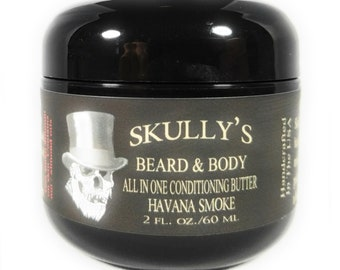 Skully's HS Beard & Body All In One Conditioning Butter 2 oz.