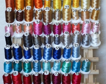 Stefanelbeadwork embroidery color embroidery thread. Not for sale!