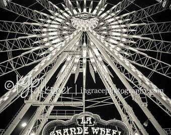 Ferris Wheel Fine Art Photography