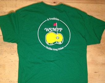 Widespread Panic Golf Shirt
