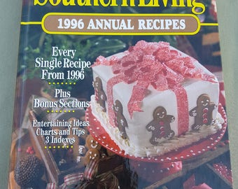 1996 Southern Living Annual Recipes