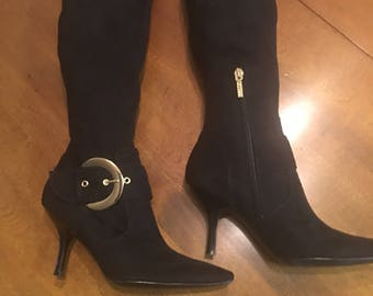 Boots, on sale, guess boots,vintage shoes, vintage boots, guess vintage clothing