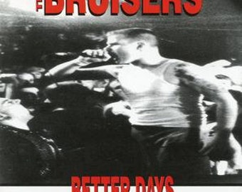 THE BRUISERS Better Days CD