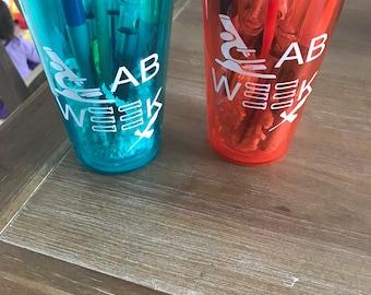 Lab week cups