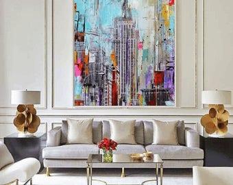 abstract painting,,nice original painting,,wall art,,large abstract painting,, acrylic painting,,  perfect wall decor jolina anthony