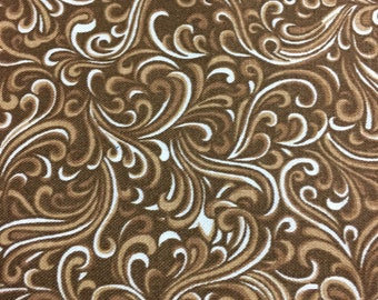 180469 Brown  swirls