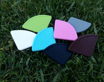 High quality Sew-In Silicone Corners. (Lot of 1,  10,  20 or 40)