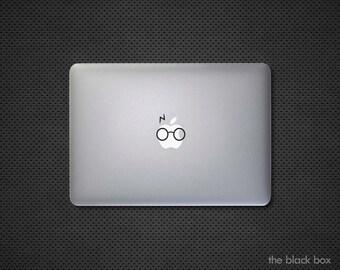 Harry Potter inspired Macbook decal - Macbook sticker